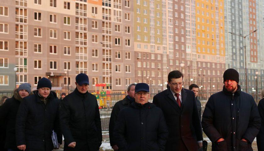 Владимир Якушев и Глеб Никитин обсудили с нижегородскими застройщиками переход на счета эскроу. Дзержинские ведомости
